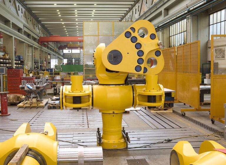 offshore Heavy Lifting equipment tool ILT SUBSEA INSTALLATIONS De Pretto Industrie