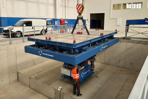 MECHANICAL TESTING SYSTEMS De Pretto Industrie