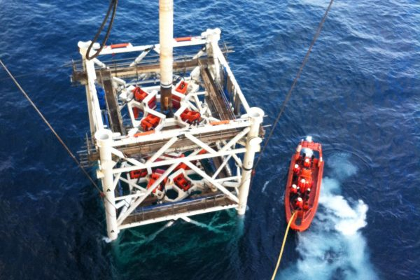 OFFSHORE HEAVY LIFTING Subsea Installations De Pretto Industrie