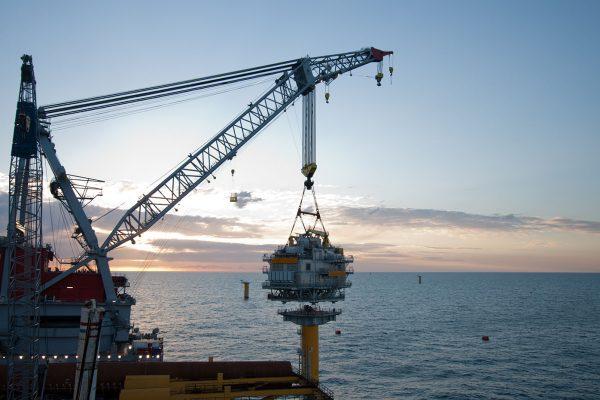 offshore heavy lifting BESPOKE EQUIPMENT FOR HEAVY LIFTING CRAFTED WITH OFFSHORE EXPERIENCE De Pretto Industrie