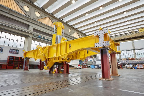 subsea tools intervention tools offshore De Pretto Industrie