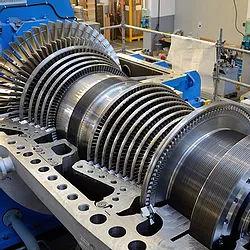 De Pretto Industrie steam turbines