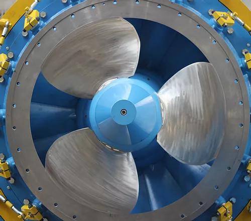 De Pretto industrie HYDRAULIC TURBINES TECHNICAL DATA