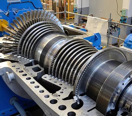 STEAM TURBINES technical data De Pretto Industrie