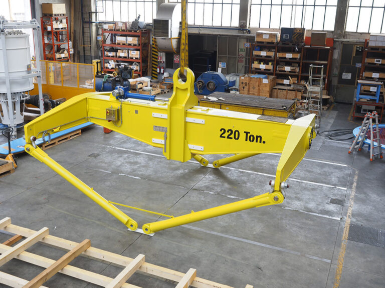 offshore Heavy Lifting equipment tool ILT OFFSHORE WIND INSTALLATIONS De Pretto Industrie
