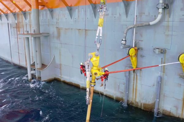 OFFSHORE EQUIPMENT FPSO RISERS AND MOORING LINES De Pretto Industrie